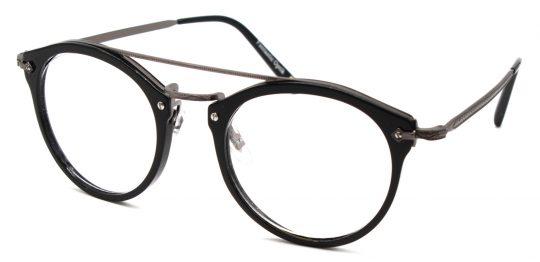 Montatura occhiali da vista in metallo-acetato mod. ATV8096