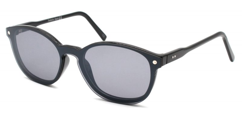 Optical Frames with Magnetic clip on - polarized lenses